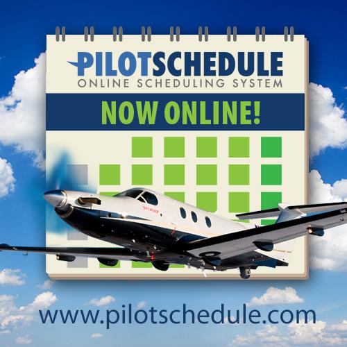 New Version of PilotSchedule Released